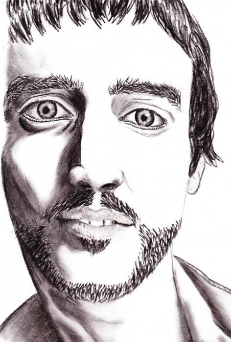 John Frusciante by keiilapeppers